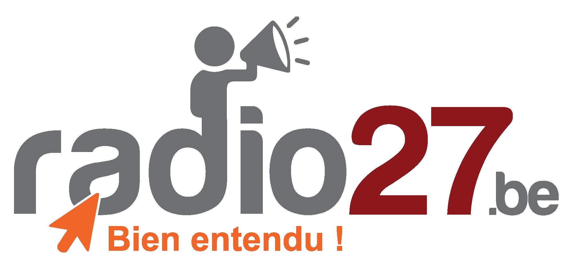logo radio27 couleur